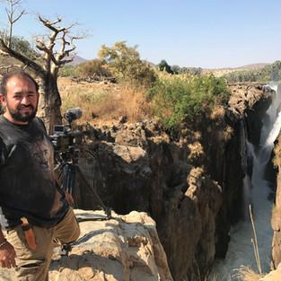 Filming Himba Land