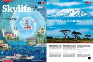 Skylife Magazine Issue #384 [Turkish Airlines Inflight Magazine]