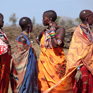 Maasai Ladies