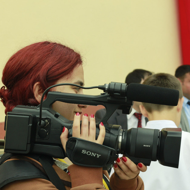 Yes, we film events as well