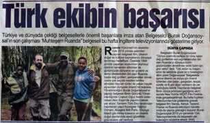 Bursa Kent Newspaper