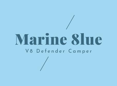 "Neden ""Marine Blue"" ismini seçtik?"