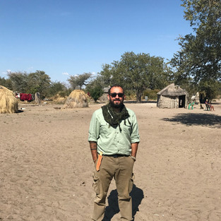 Filming the San People