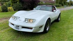 corvette white 4
