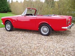 Belvoir Classic cars