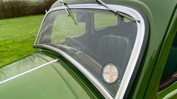 Belvoir classic cars, Leicestershire.