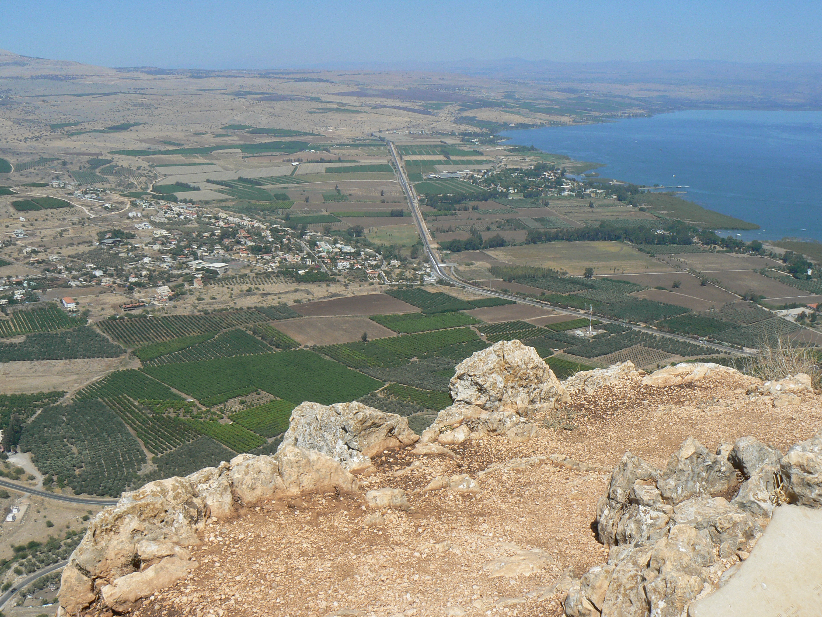 The Arbel Cliff