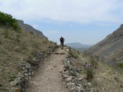 The Israel Hiking Trail