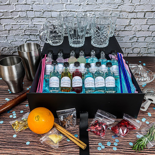 Cocktail Kits:Live It Up