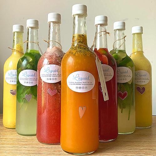 Premium Classic Mocktail Bottles