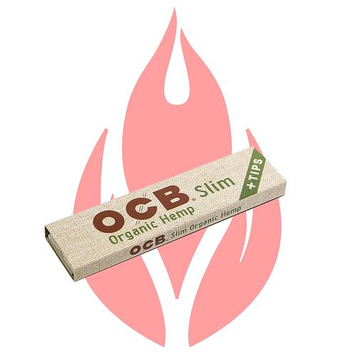 OCB ORGANIC HEMP + FILTROS