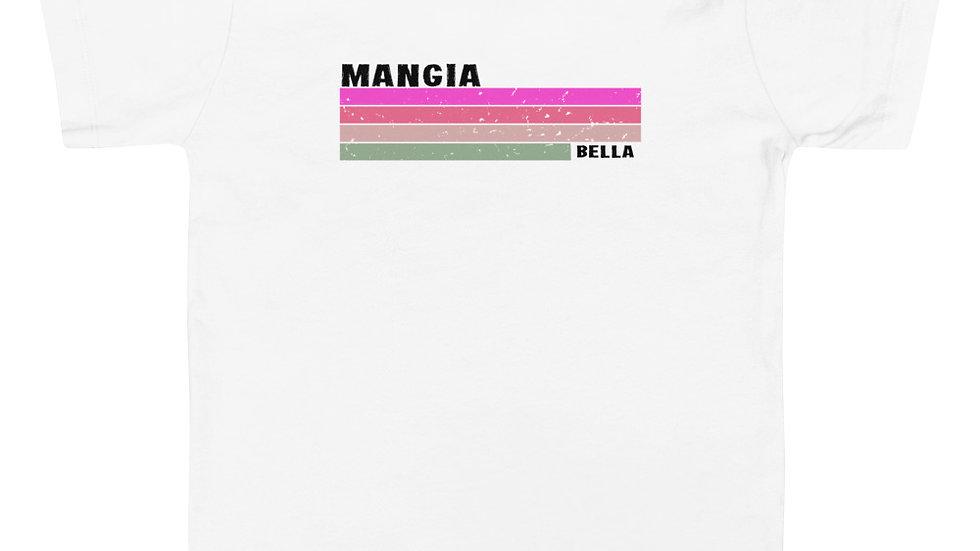 Mangia Bella Pink Toddler