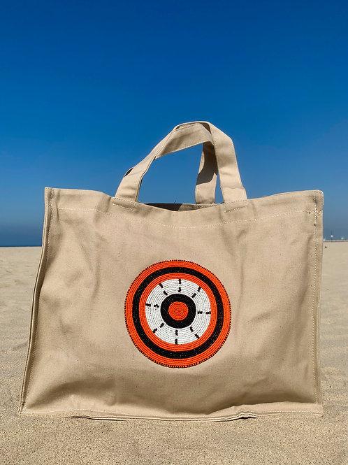 Sunkit Bag beige orange