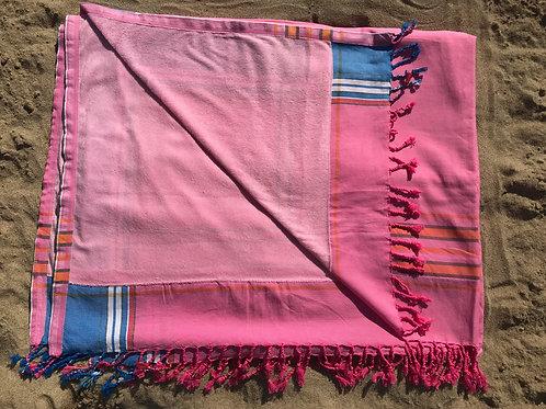 XL Size Sunkit Kikoy pink