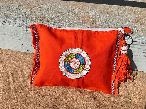 Sunkit Clutch orange