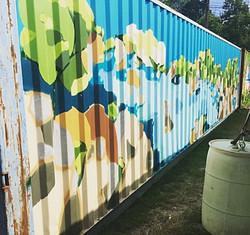 Green Doors : Barton Creek Greenbelt