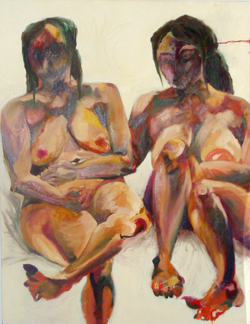 Seated Figures, 2009