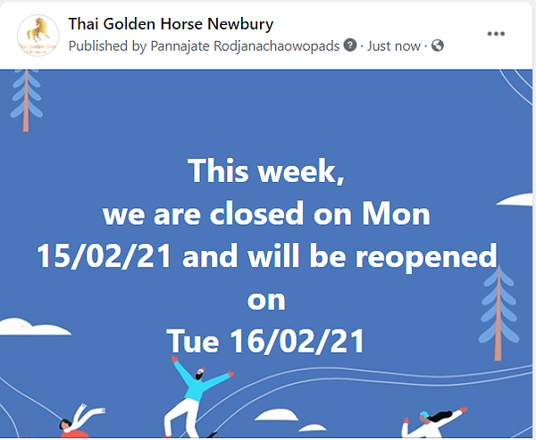 Closed on Mon 150221.PNG
