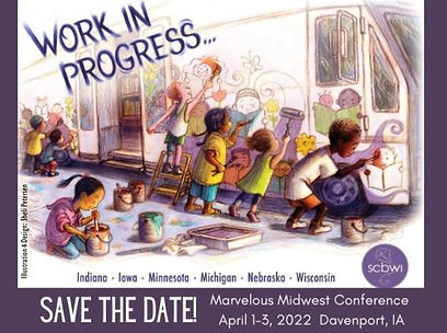 Marvelous Midwest Conference, April 1-3, 2022