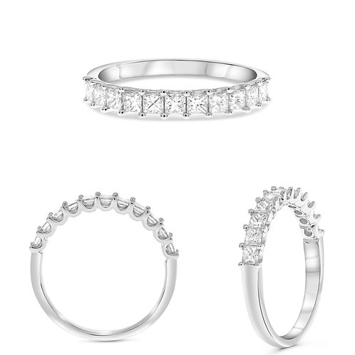W RING BAND .77PC