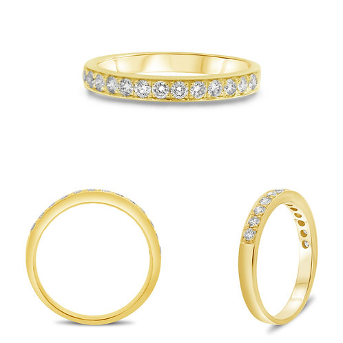 W RING BAND .45RD