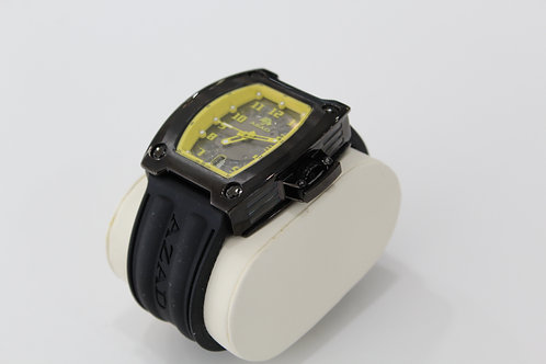 Ice Yellow Dial Azad Watch