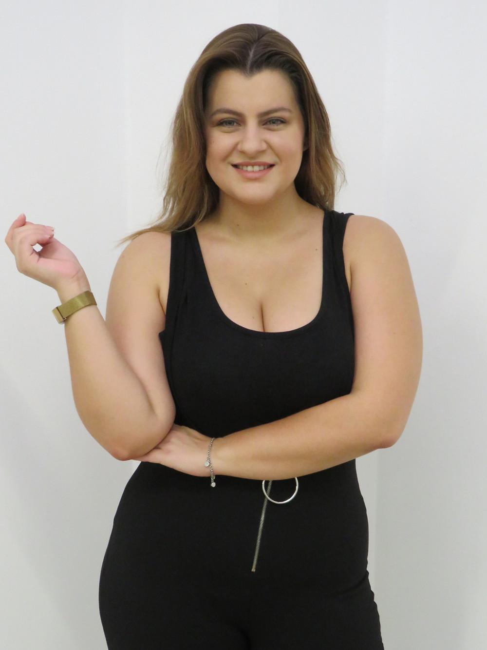 Caterina Calvino polaroid