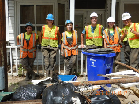 An Environmental Restoration Workforce for the Future