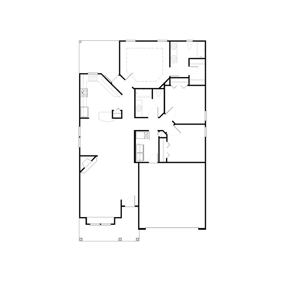 Clark III Floorplan