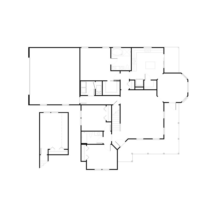 Williamsburg Floorplan with Bonus
