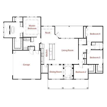 WH-34 Floor Plan