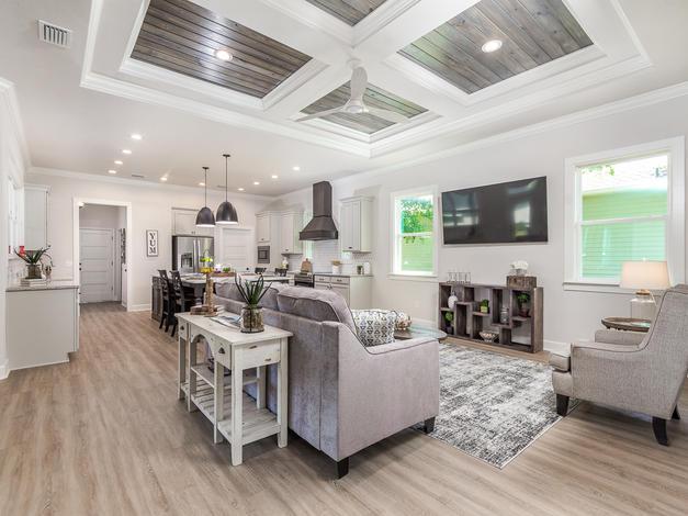 9315 Open Living Room