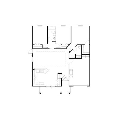 St Croix Floorplan