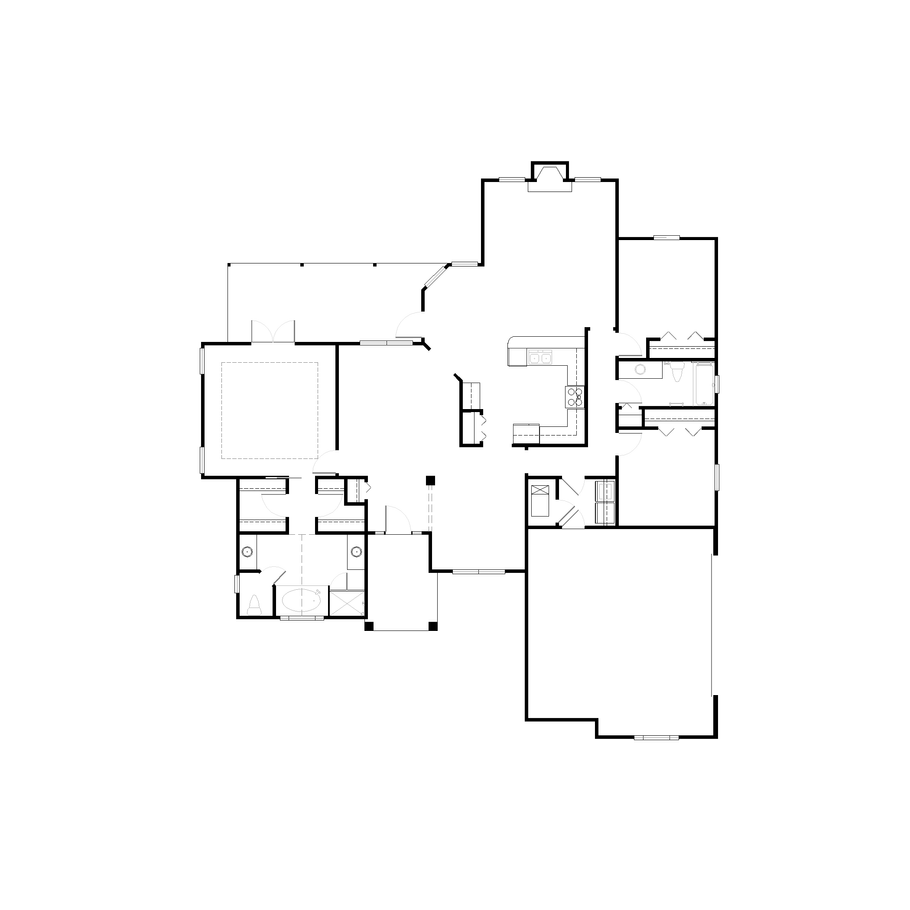 Bellamy Floorplan