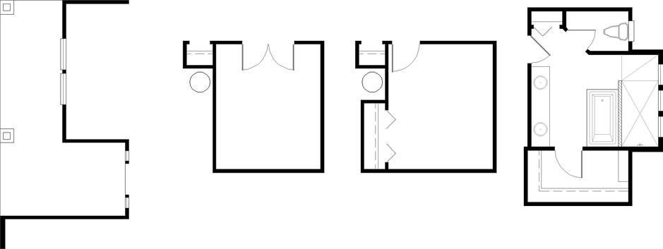 Glendale Floorplan Options