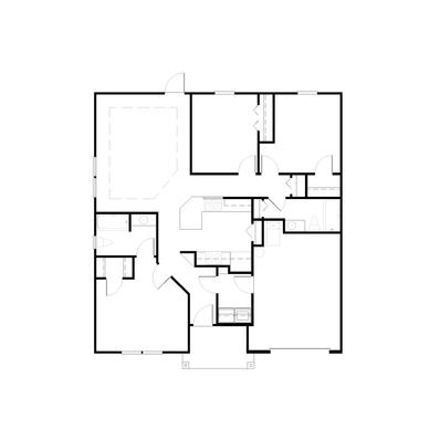 St Vincent Floorplan