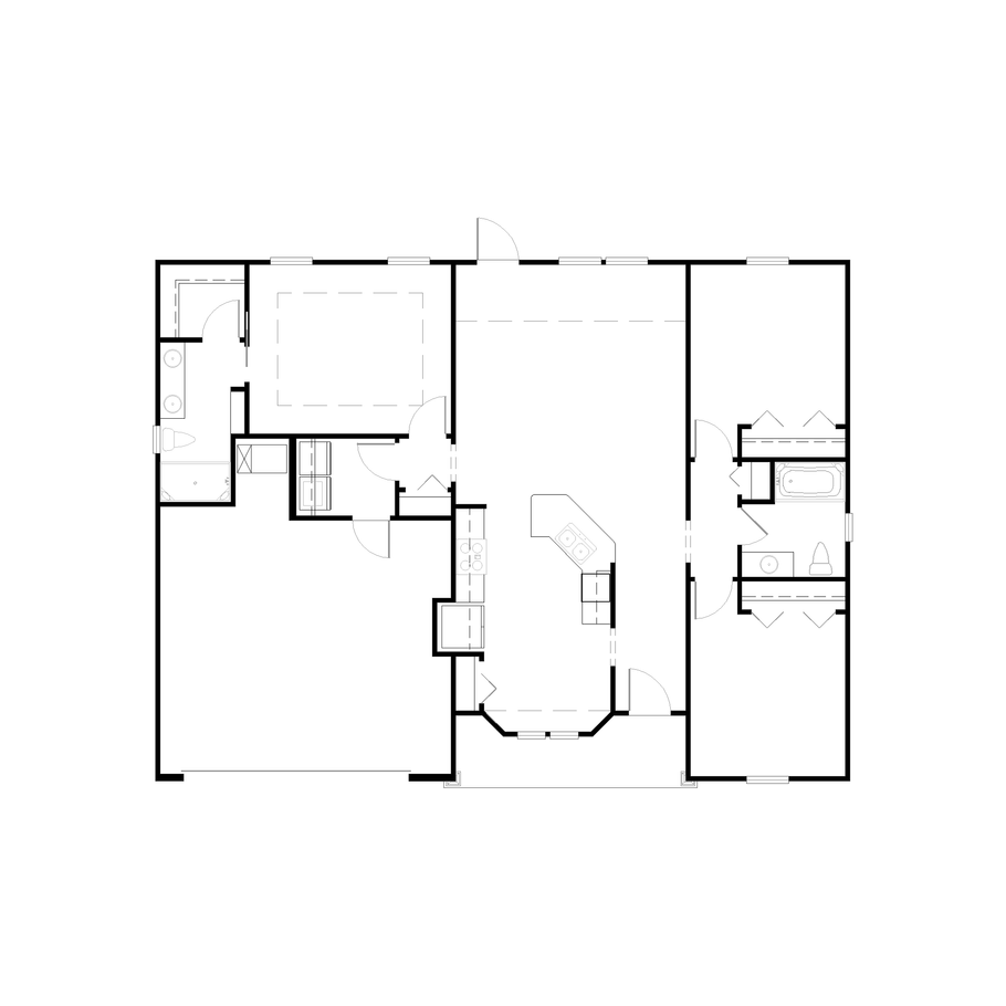 Martinique II Floorplan
