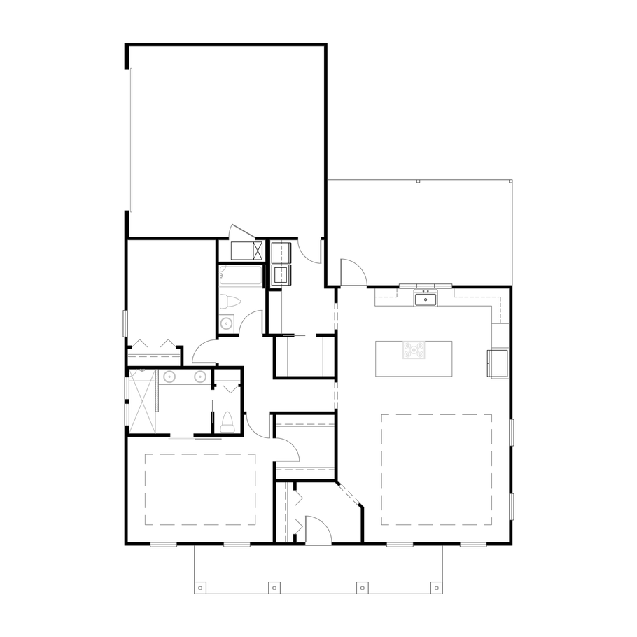 Albany Floorplan