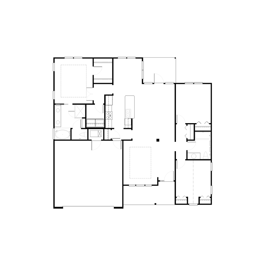 Woodland Floorplan
