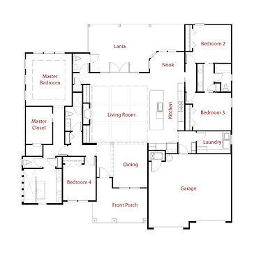 B&MK Floor Plan