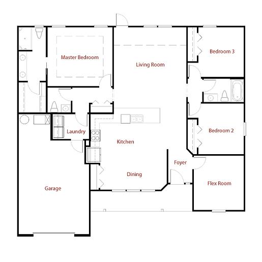 ARMAS Floor Plan