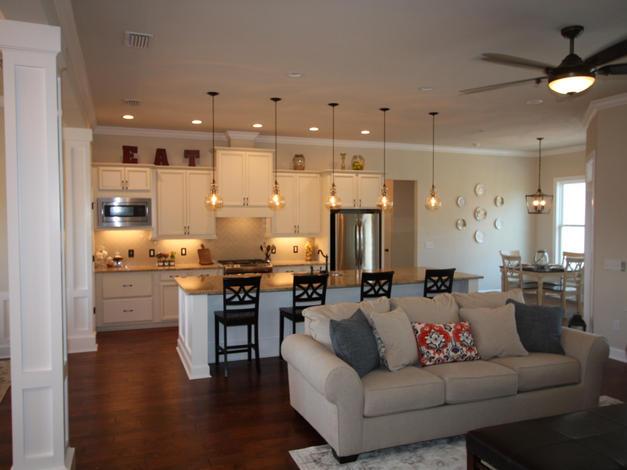 9263 Open Living Room