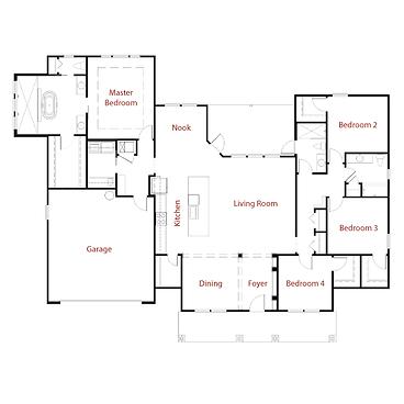 WH6 Floor Plan