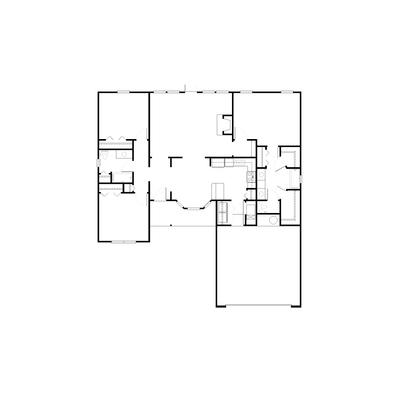Hawthorne Floorplan
