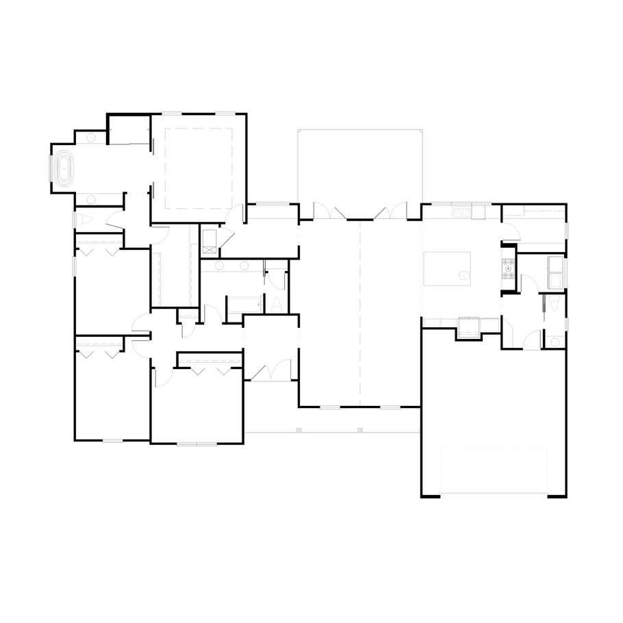Oakland II Floorplan