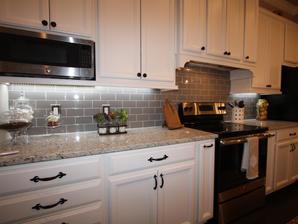 9262 Kitchen Stove