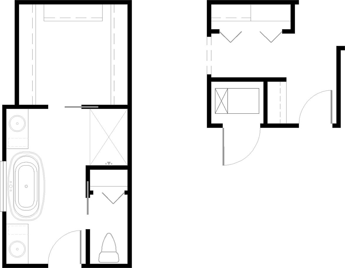 Destin Floorplan Options