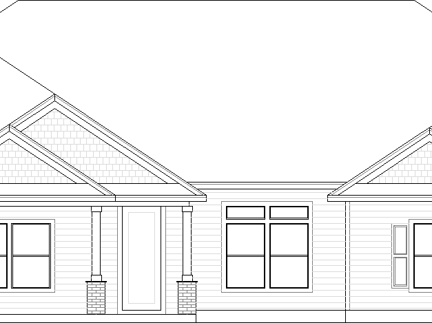 Lakeview II Elevation