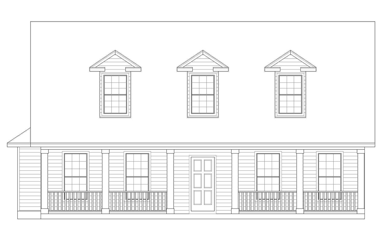 Cambridge Elevation