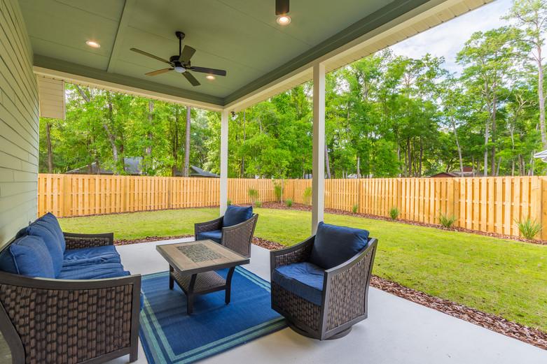 Augusta 31 Back Porch